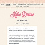 Kylie Divine - Designed and Developed by YourEscortSite.com