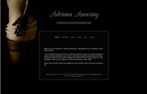 Adriana - Designed and Developed by YourEscortSite.com