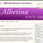 Albetina - Website by YourEscortSite.com