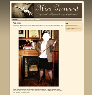 Miss Trotwood - Website by YourEscortSite.com