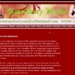 Sweet Strawberry Ruth - Website by YourEscortSite.com