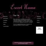 Your Escort Site - Template - Swirls